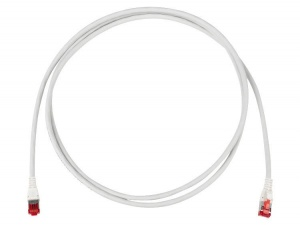 R&M patch kábel Cat.6A, S/FTP, LSFROH, RJ45/s-RJ45/s